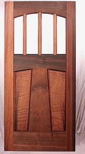Fine Custom Wood Doors ~ Offered For Sale