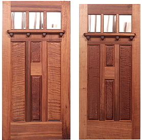 Custom Wood Doors By Mendocino Doors Exterior And Interior Door Gallery Page 1