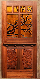 Customstained glass doors by mendocino custom doors the petaluma hill dutch door planetlyrics Images